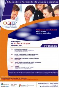 Cartaz CQEP AEL