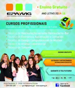 Desdobrável EPAMG 2013-14